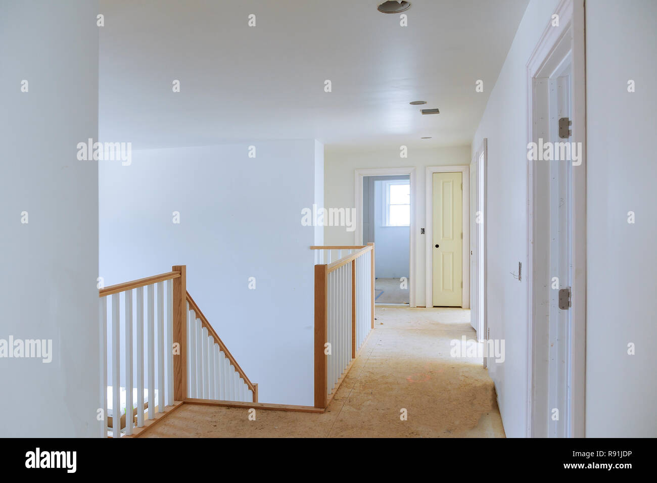 Plaster Building Construction Building Industry New Home Construction Interior