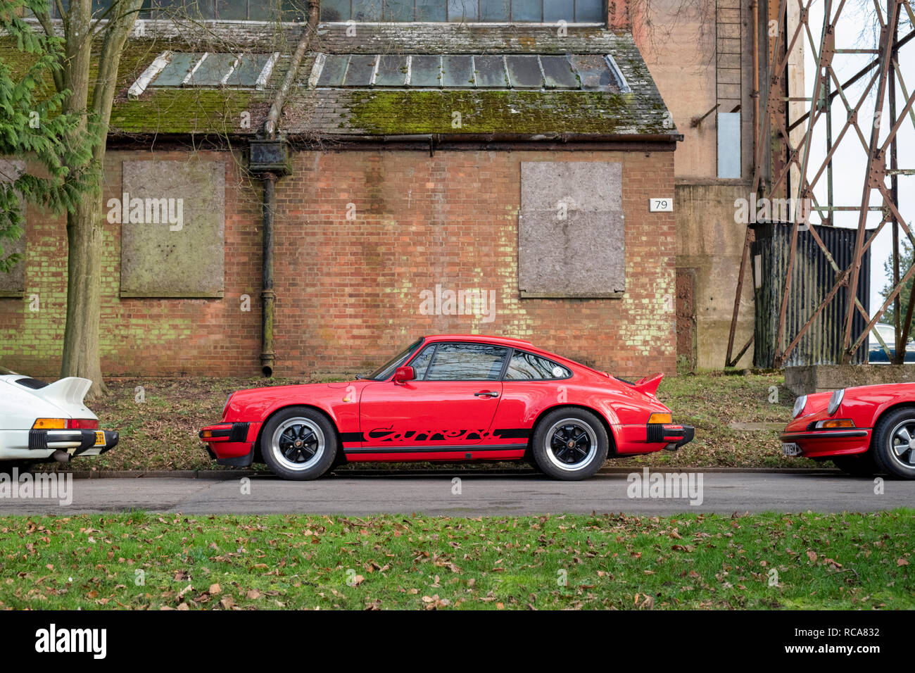 Garage Porsche Strasbourg Winter Porsche Stock Photos Winter Porsche Stock Images Alamy