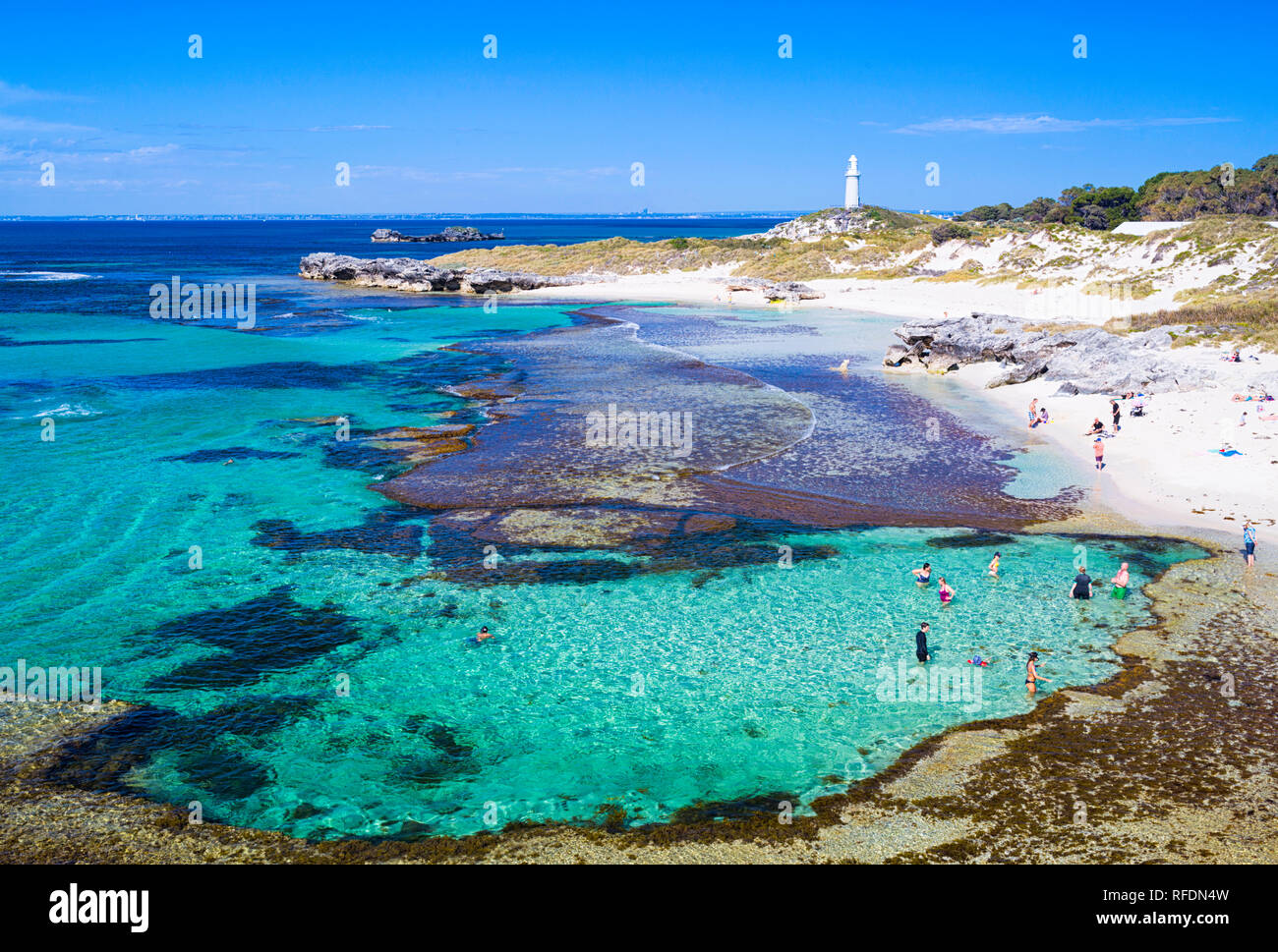 Basin Perth Sunny Perth Stock Photos And Sunny Perth Stock Images Alamy