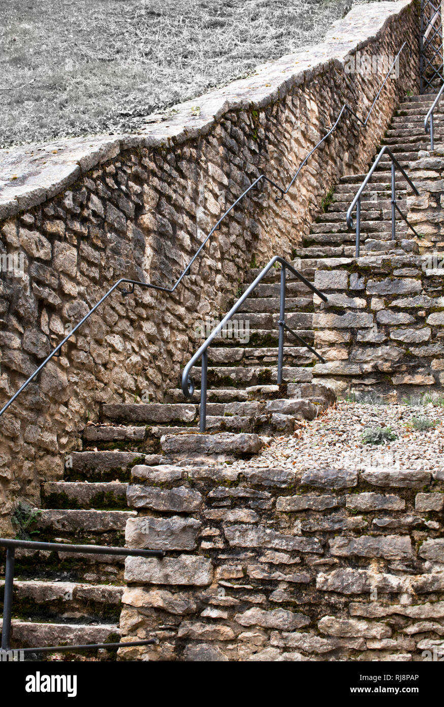 Steintreppe Steintreppe Stock Photos Steintreppe Stock Images Alamy