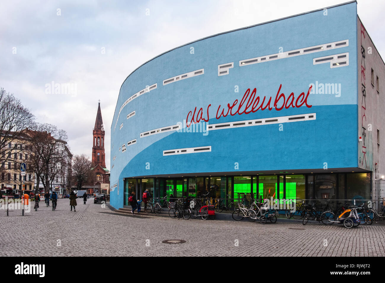Swimmingpool Berlin Berlin Kreuzberg Indoor Swimming Pool Leisure Centre At