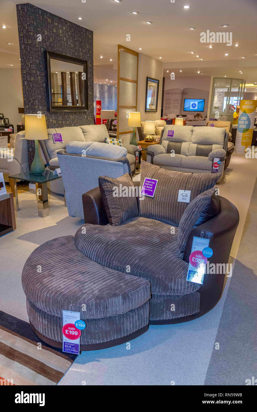Furniture Shop High Resolution Stock Photography And Images Alamy