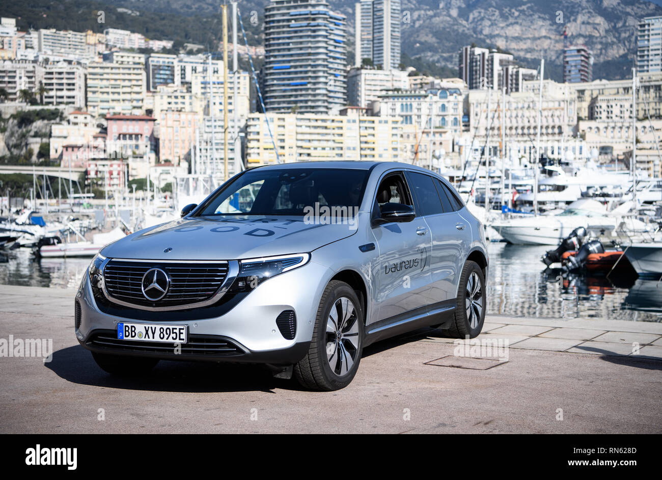 Mercedes Km Monaco 17th Feb 2019 Mercedes Benz Eqc 400 4matic Combined