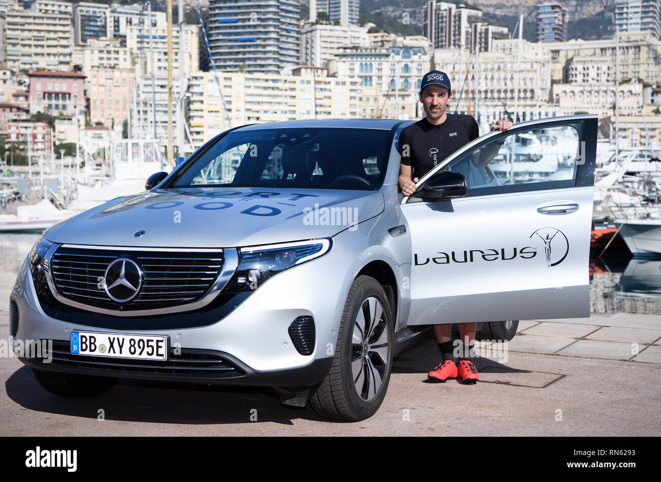 Mercedes Km At The Port Of Monaco Fabian Cancellara Mercedes Benz Ambassador