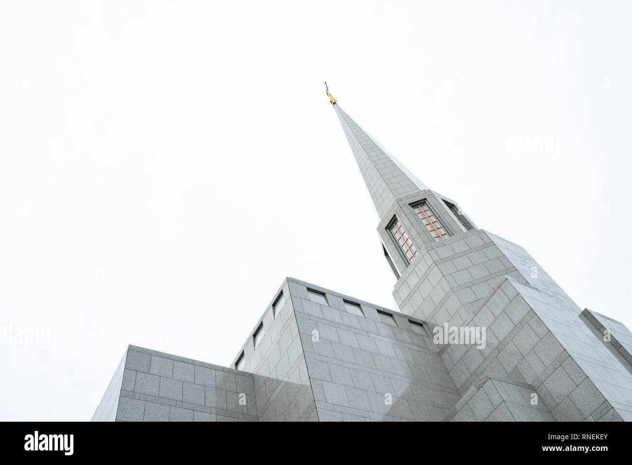 Preston Angleterre Preston England Temple Stock Photos Preston England Temple Stock
