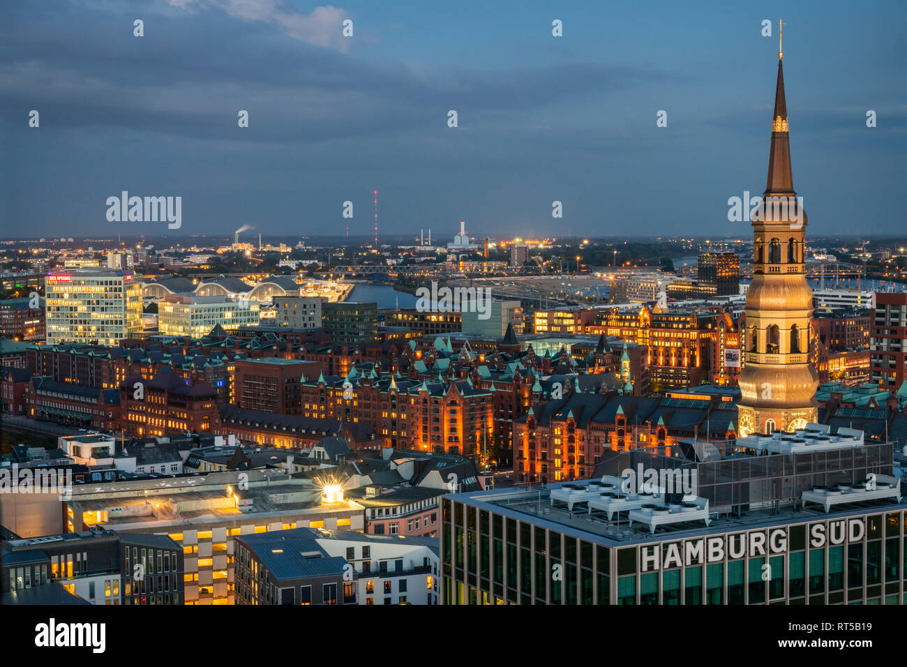 Quilt House Hamburg St Jacobs Stock Photos & St Jacobs Stock Images - Alamy
