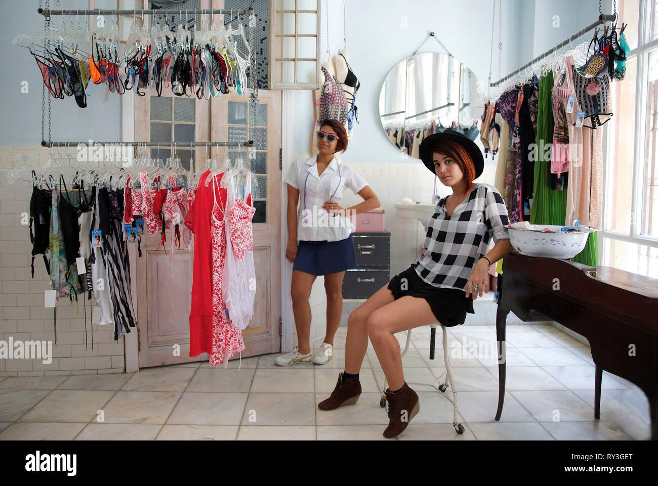 Arte Boutique Ibi Cuba West Indies Stock Photos Cuba West Indies Stock Images