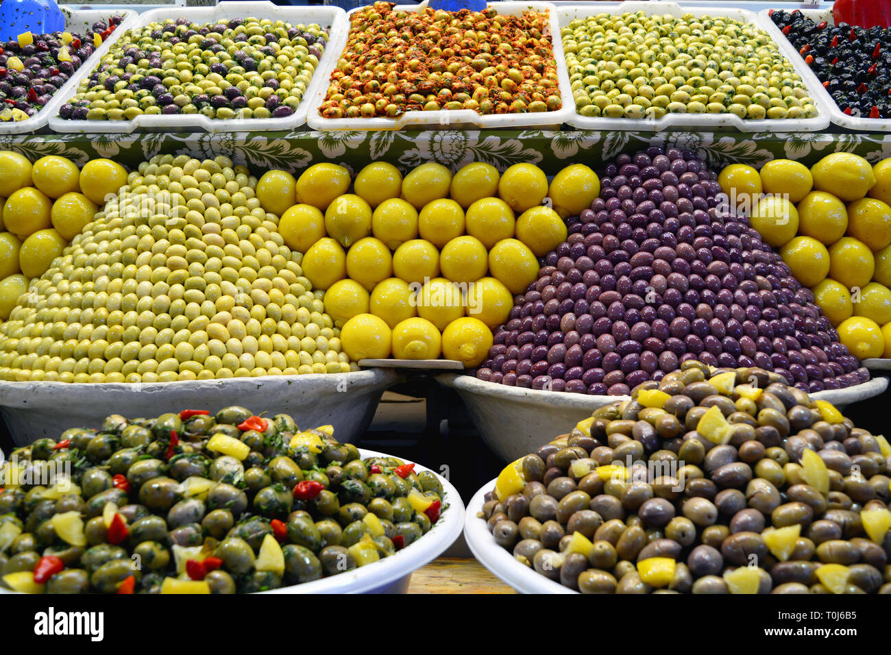 Montecolino Top Deco Fruit Pyramids Stock Photos Fruit Pyramids Stock Images Alamy