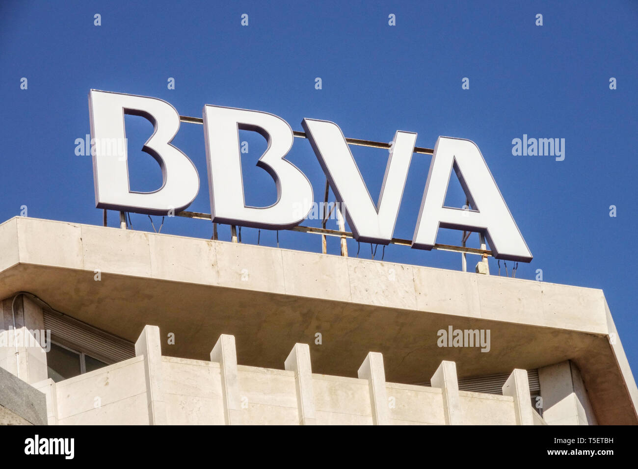 Hipoteca 100 Bbva Bbva Stock Photos Bbva Stock Images Alamy