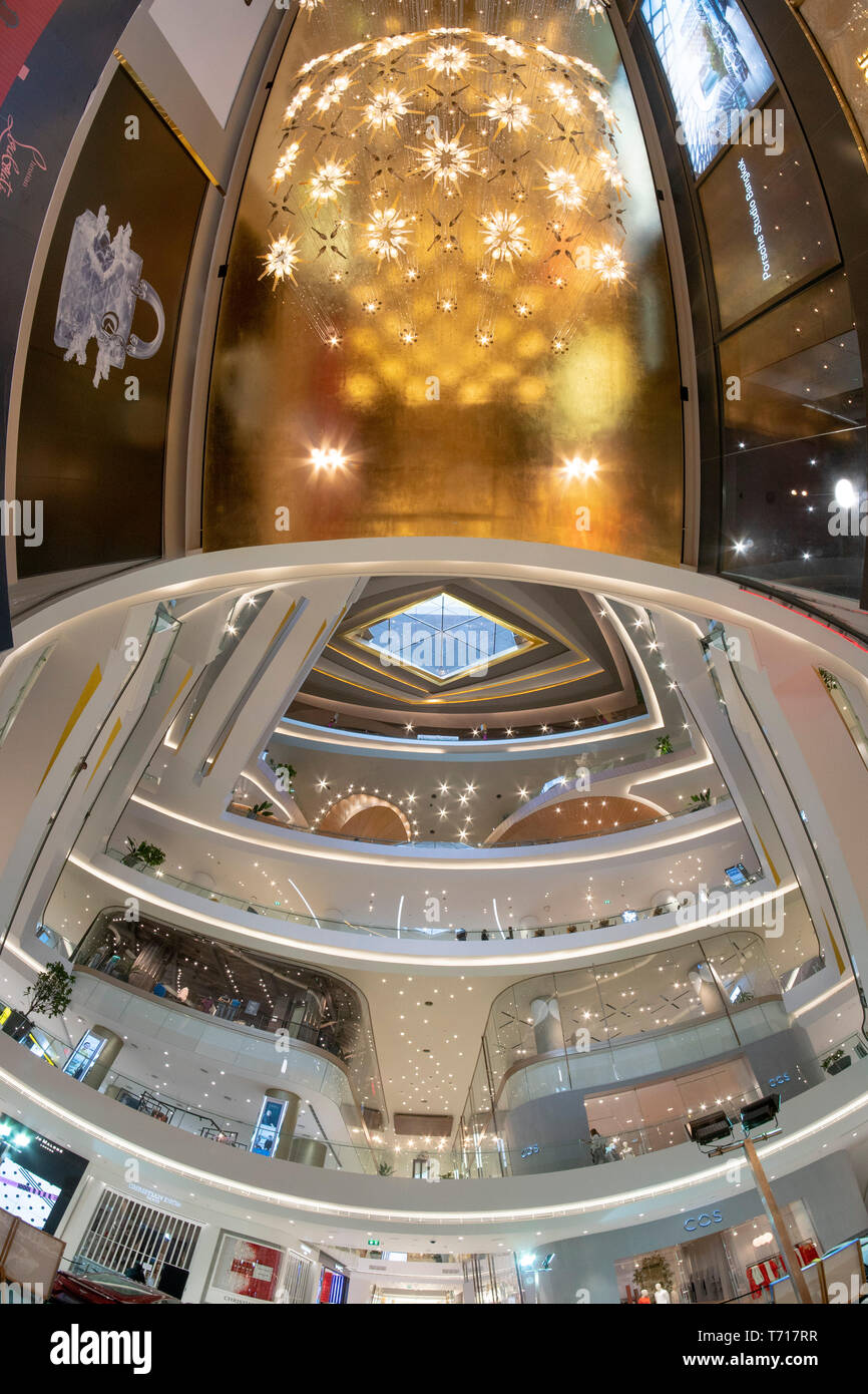 Interieur Icon Interieur Of Icon Siam Mall Shopping Mall Bangkok Thailand