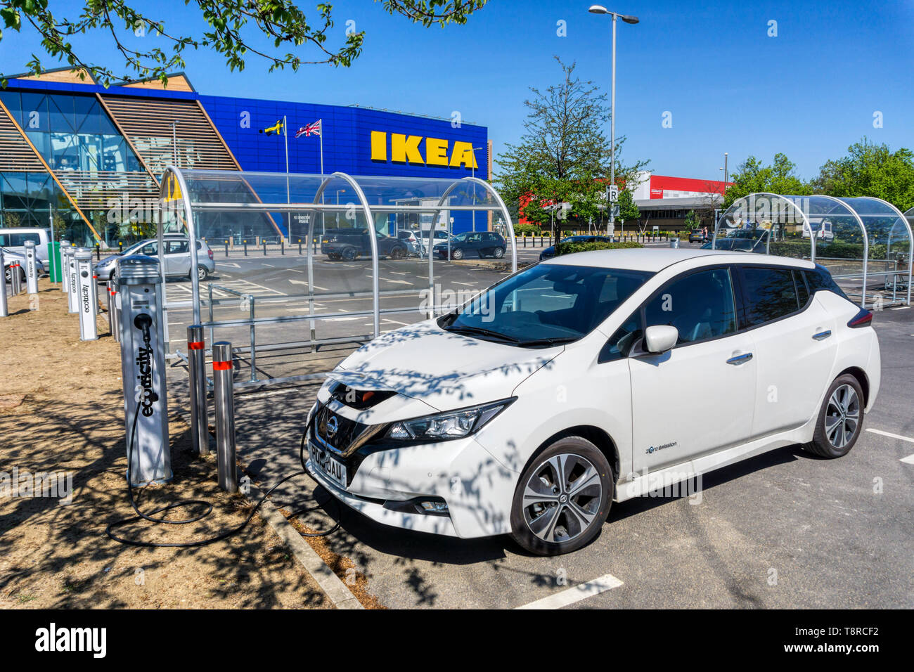 Ikea Tv Wagen Ikea Car Park Stock Photos Ikea Car Park Stock Images Alamy