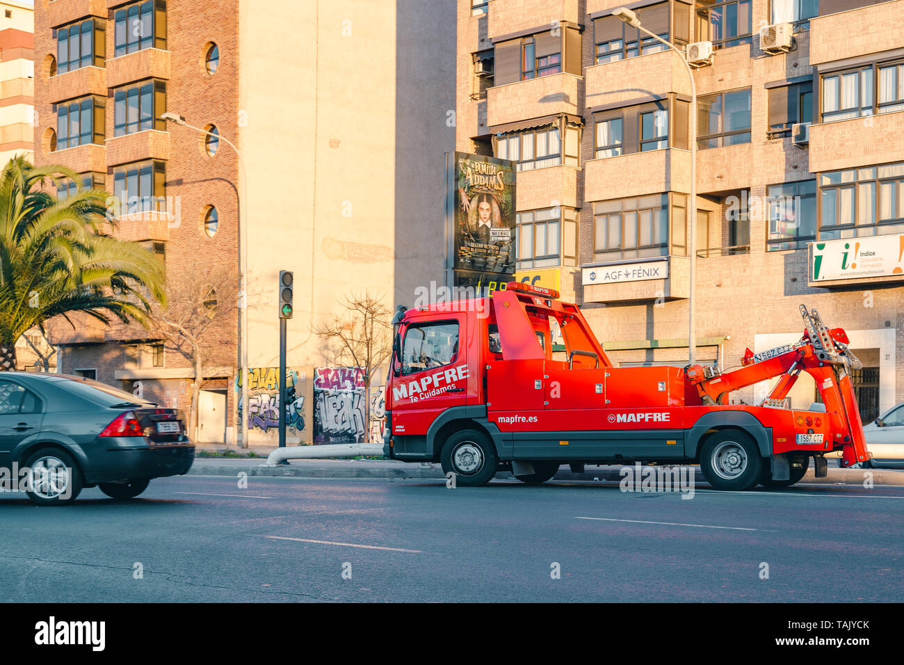 Cuadro Medico Mapfre Barcelona Mapfre Insurance Stock Photos Mapfre Insurance Stock Images Alamy