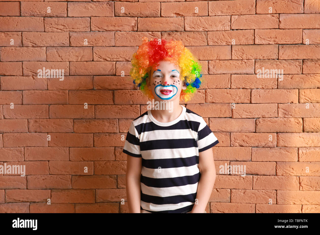 Clown Schminken Suess Clown Makeup Stock Photos Clown Makeup Stock Images Alamy