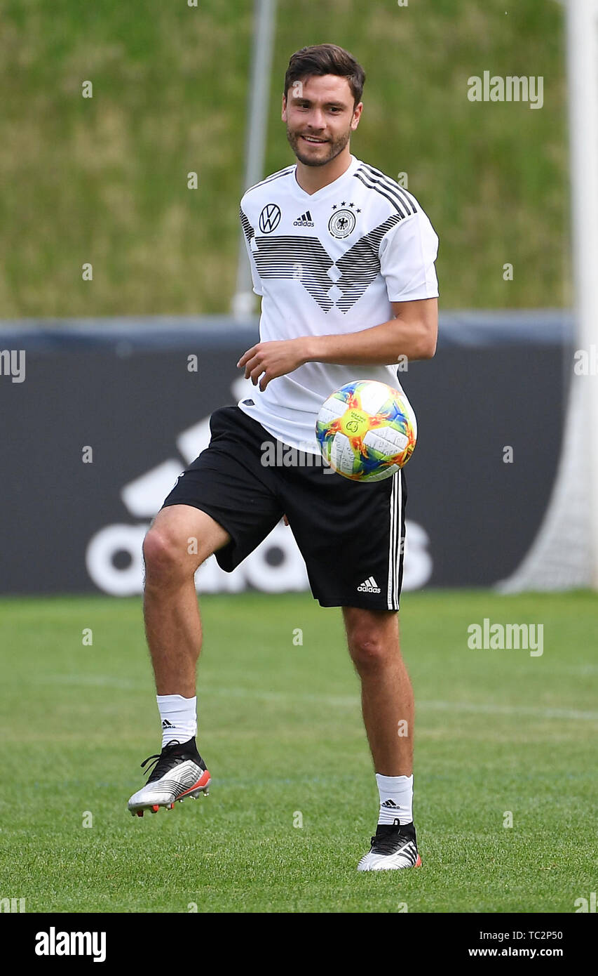 Jonas Venlo Jonas Hector Germany Ges Football Training Of The German