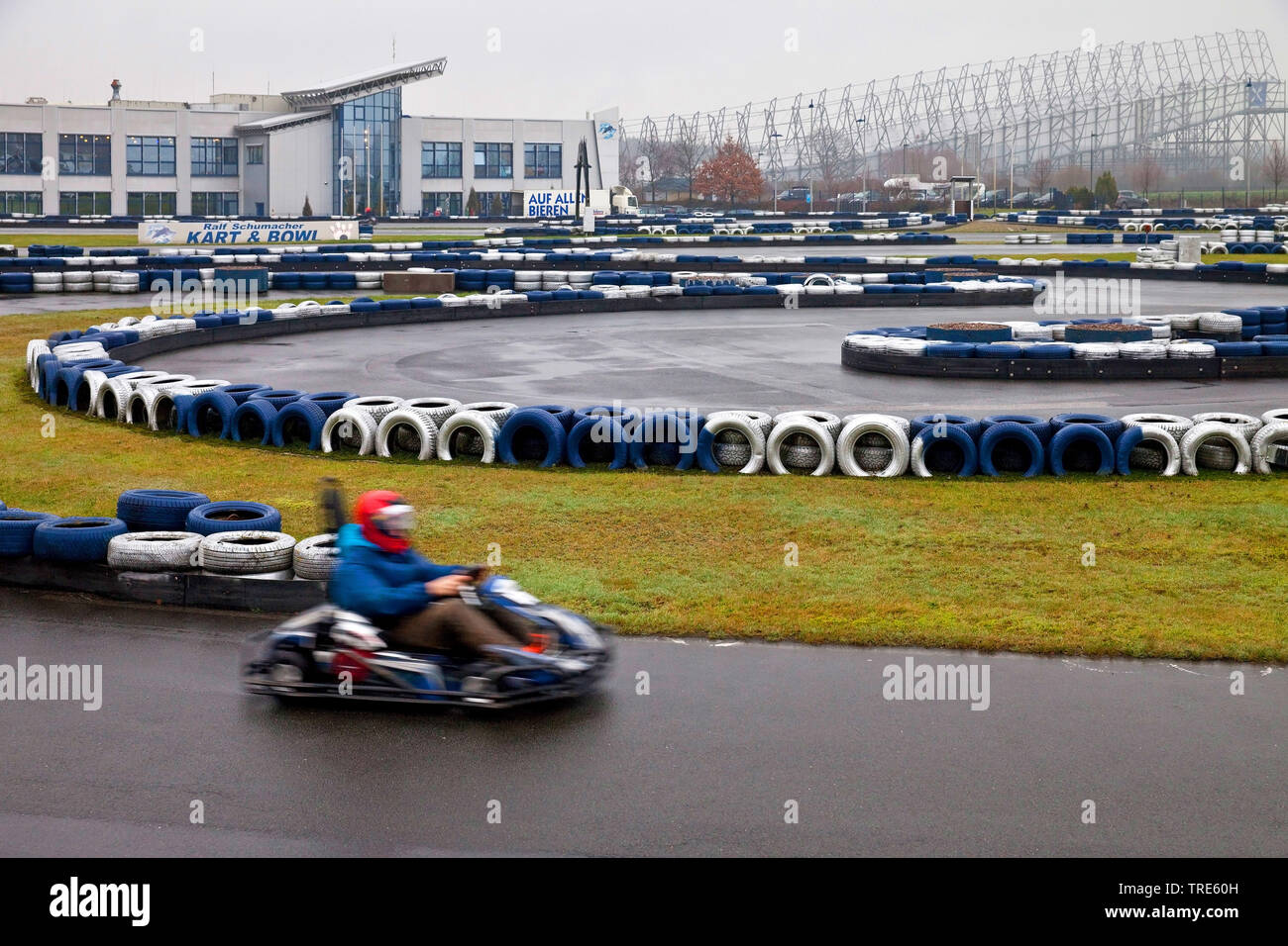 Gokart Wuppertal Fahrend Stock Photos Fahrend Stock Images Alamy