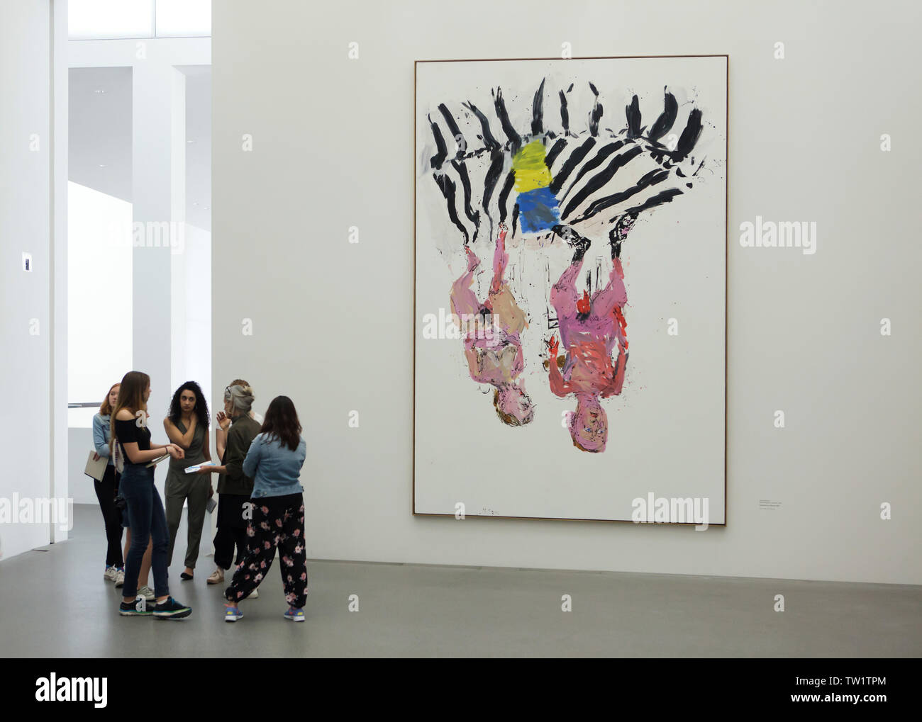 Georg Baselitz High Resolution Stock Photography And Images Alamy