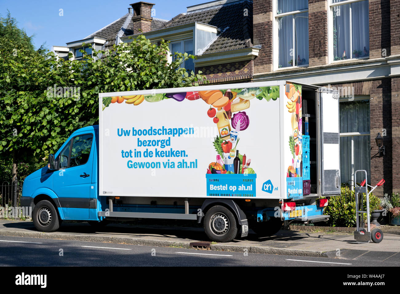 Dutch Delivery High Resolution Stock Photography And Images Alamy - Keuken Van Levine