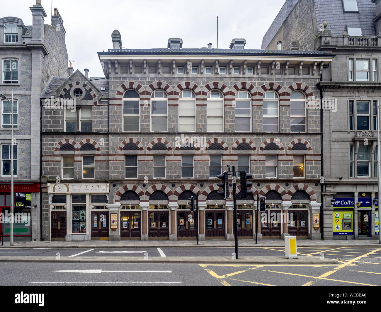Old Buildings Tivoli High Resolution Stock Photography And Images Alamy