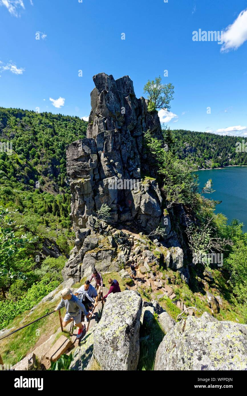 Amenagement Exterieur Vosges Vosges Mountain Lake Stock Photos Vosges Mountain Lake