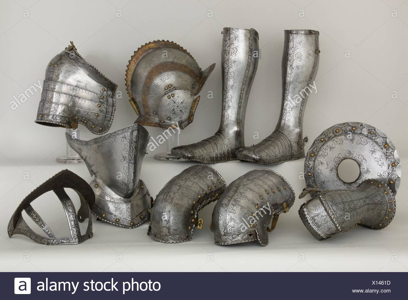 Elements Augsburg Elements Of An Armor Garniture Date 1560 Geography Augsburg