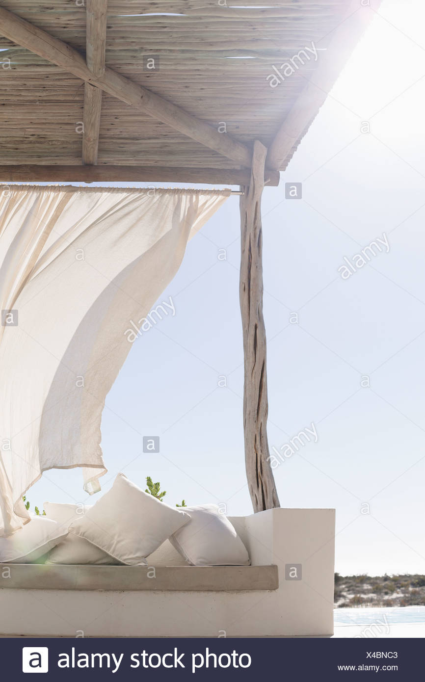 Curtain Wind High Resolution Stock Photography And Images Alamy - Outdoor Vorhang Wind