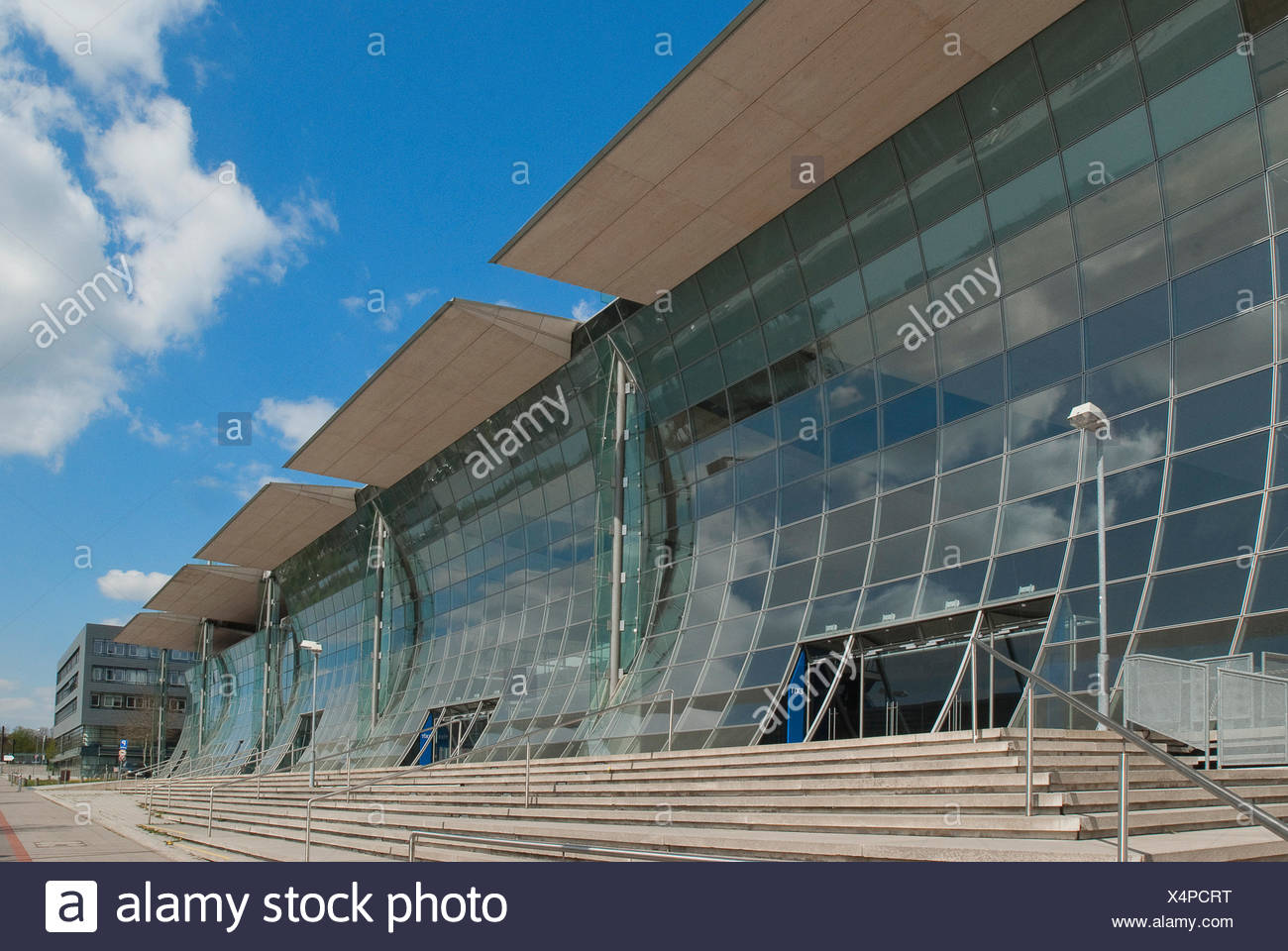 Expo Plaza Hannover Expo Plaza Hannover Expo 2000 Stock Photo 278317532 Alamy