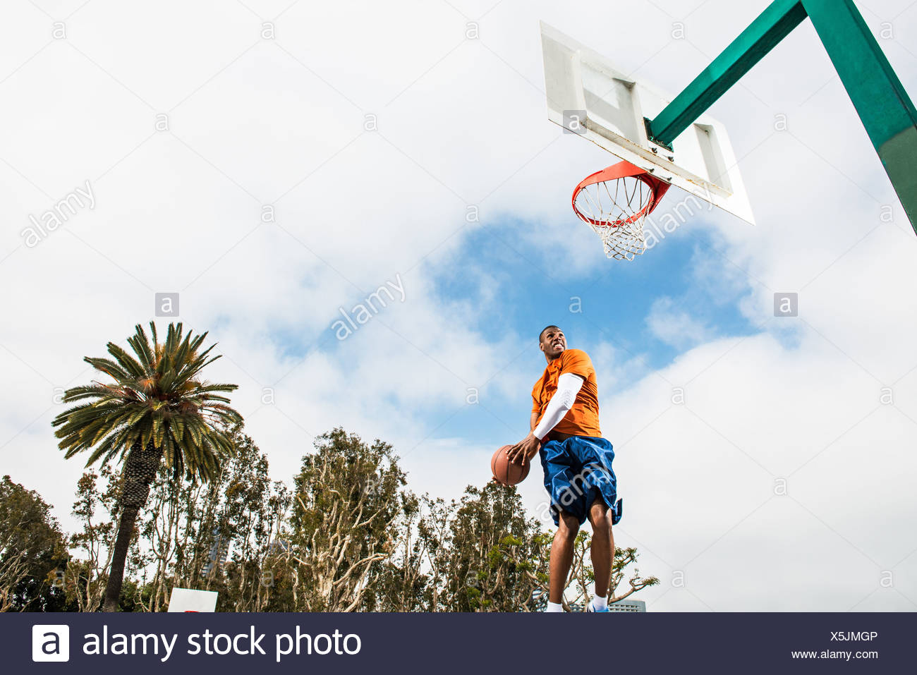 Basketball Hoop Perth Basketball In The Air Stock Photos Basketball In The Air Stock