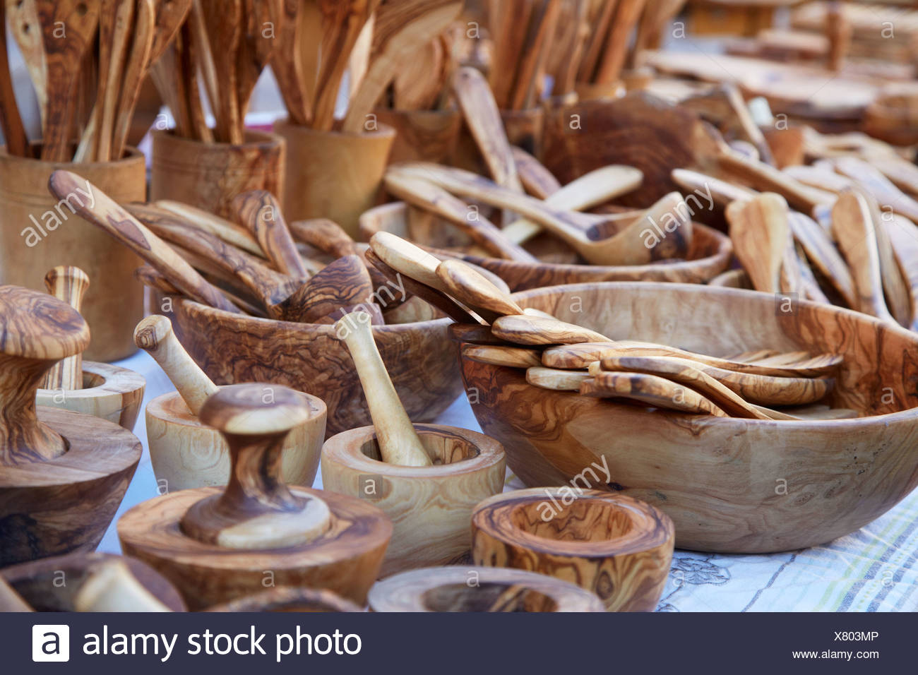 Wooden Stall Stock Photos Wooden Stall Stock Images Alamy