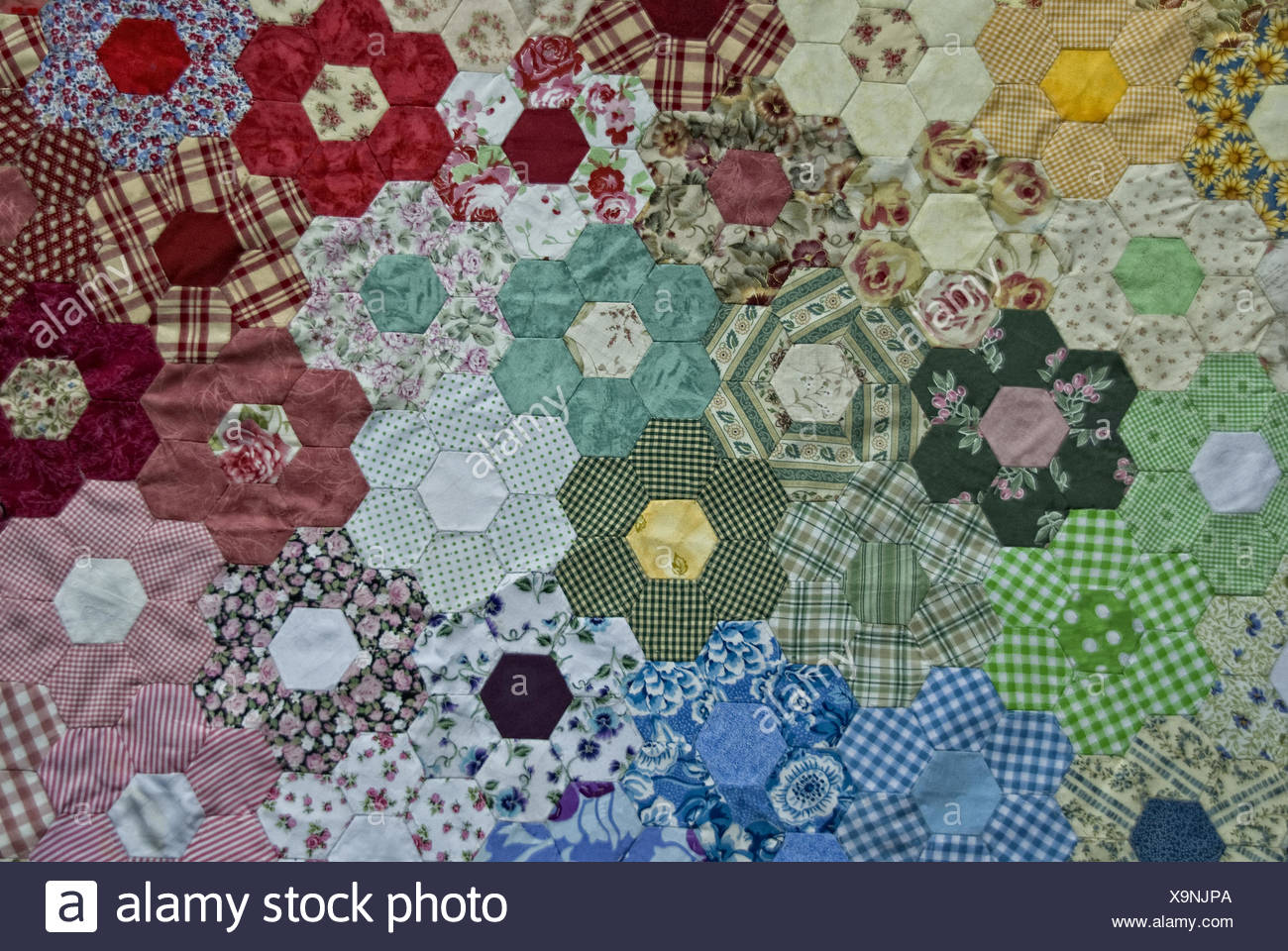 Tagesdecke Patchwork Tagesdecke Stock Photos Tagesdecke Stock Images Alamy