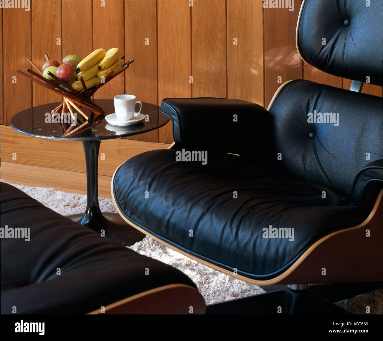 Ro Lounge Sessel Eames Lounge Sessel Stockfotos Eames Lounge Sessel Bilder Alamy