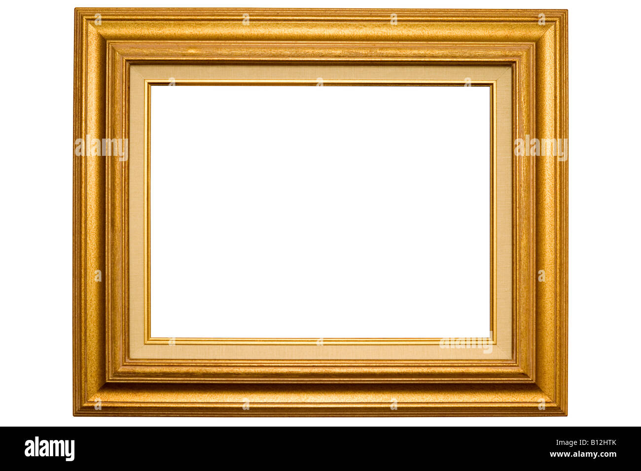 Leinwand Rahmen Gold Frame Border Stockfotos And Gold Frame Border Bilder