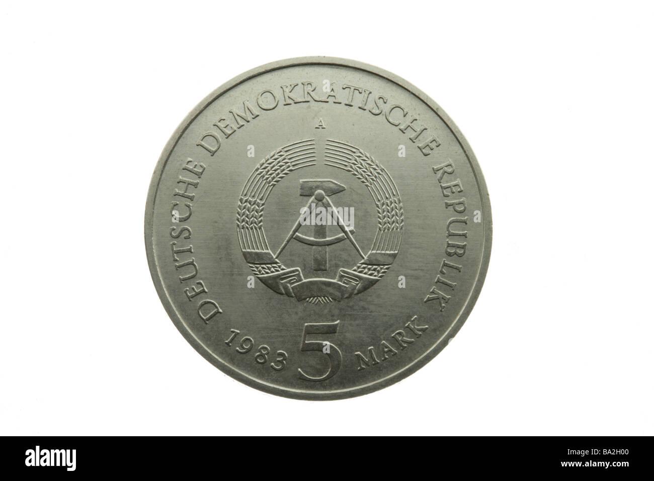 Ddr Münzen Ddr Münze Foto Bild Münzen Motive Bilder Auf Fotocommunity