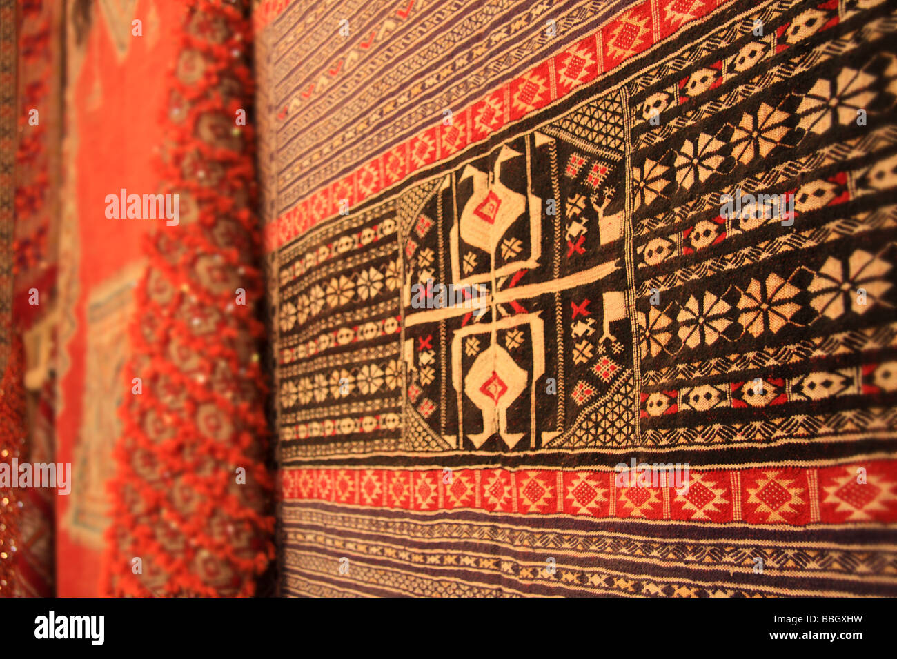Berber Teppiche Marrakesch Traditional Berber Carpet Morocco Stockfotos And Traditional