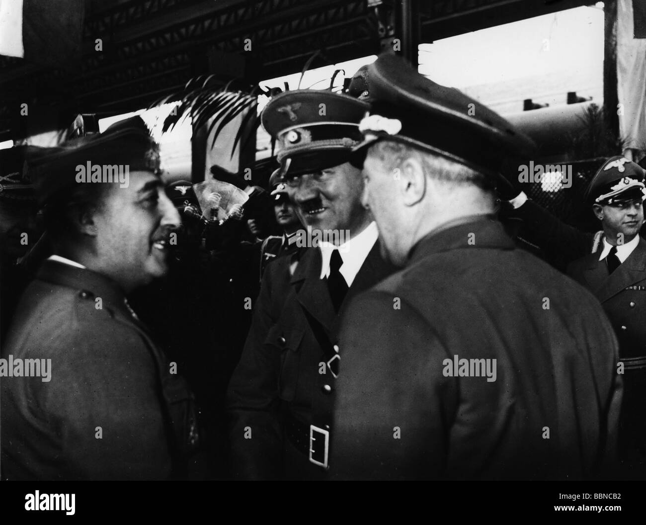 Roter Teppich Spanisch Francisco Franco Stockfotos And Francisco Franco Bilder Alamy