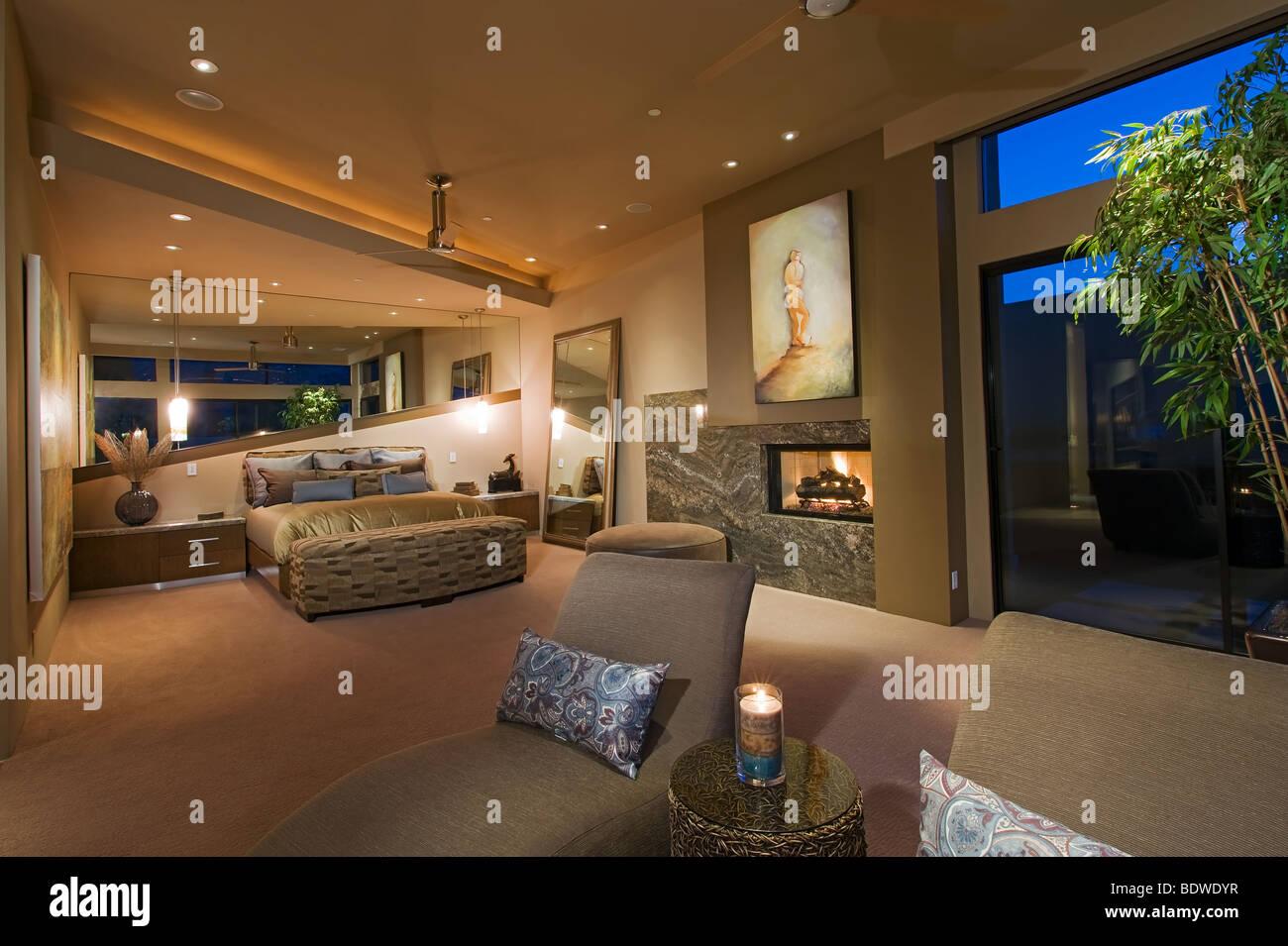 Great Romantisches Schlafzimmer Mit Kerzen Pictures >> Romantische ...