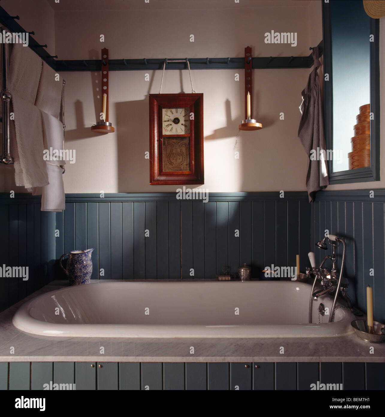 Badezimmer Country Style Country Style Bathrooms Stockfotos Country Style Bathrooms