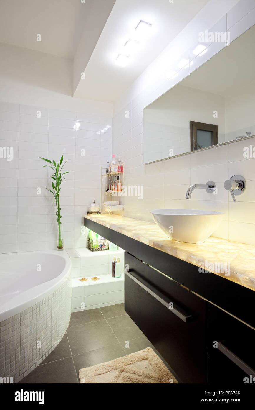 Moderne Luxus Badezimmer