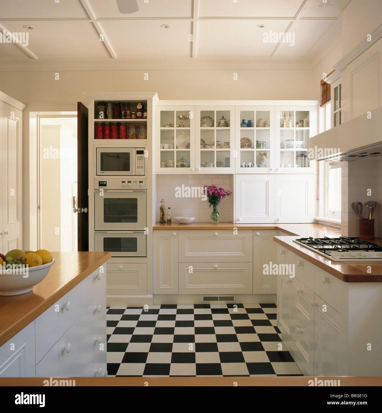 Fußboden Küchen | Küchen Aus Holz Frisch 34 Küchen Mit Rich Dunklen ...