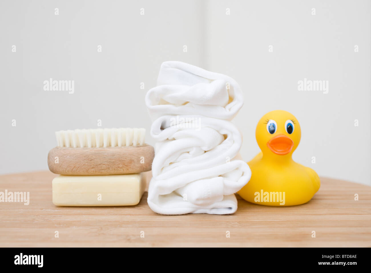 Bad Accessoires Baby Bad Accessoires Stockfoto Bild 32254054 Alamy