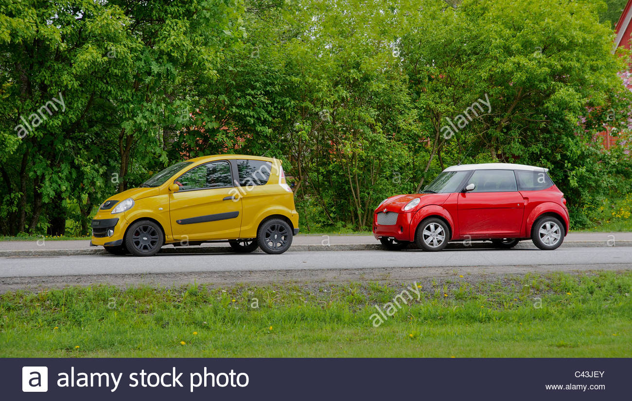 Grasgrün Berlin Microcar Stockfotos And Microcar Bilder Alamy
