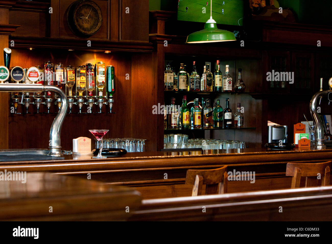 Theke Bar Bar Theke Stockfoto Bild 38409815 Alamy