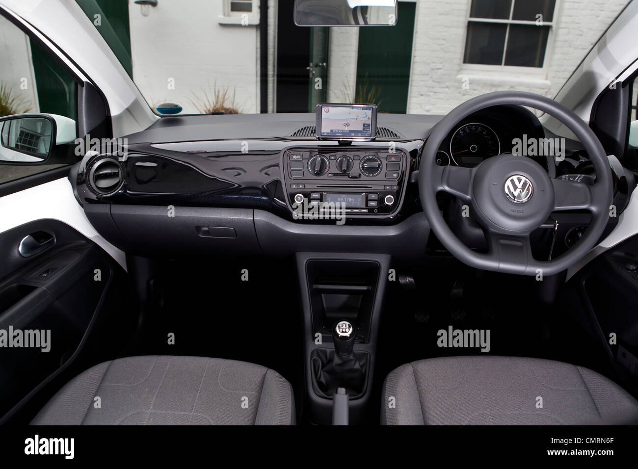 Interieur Vw Up 2012 Volkswagen Up Wichtigsten Interieur Stockfoto Bild