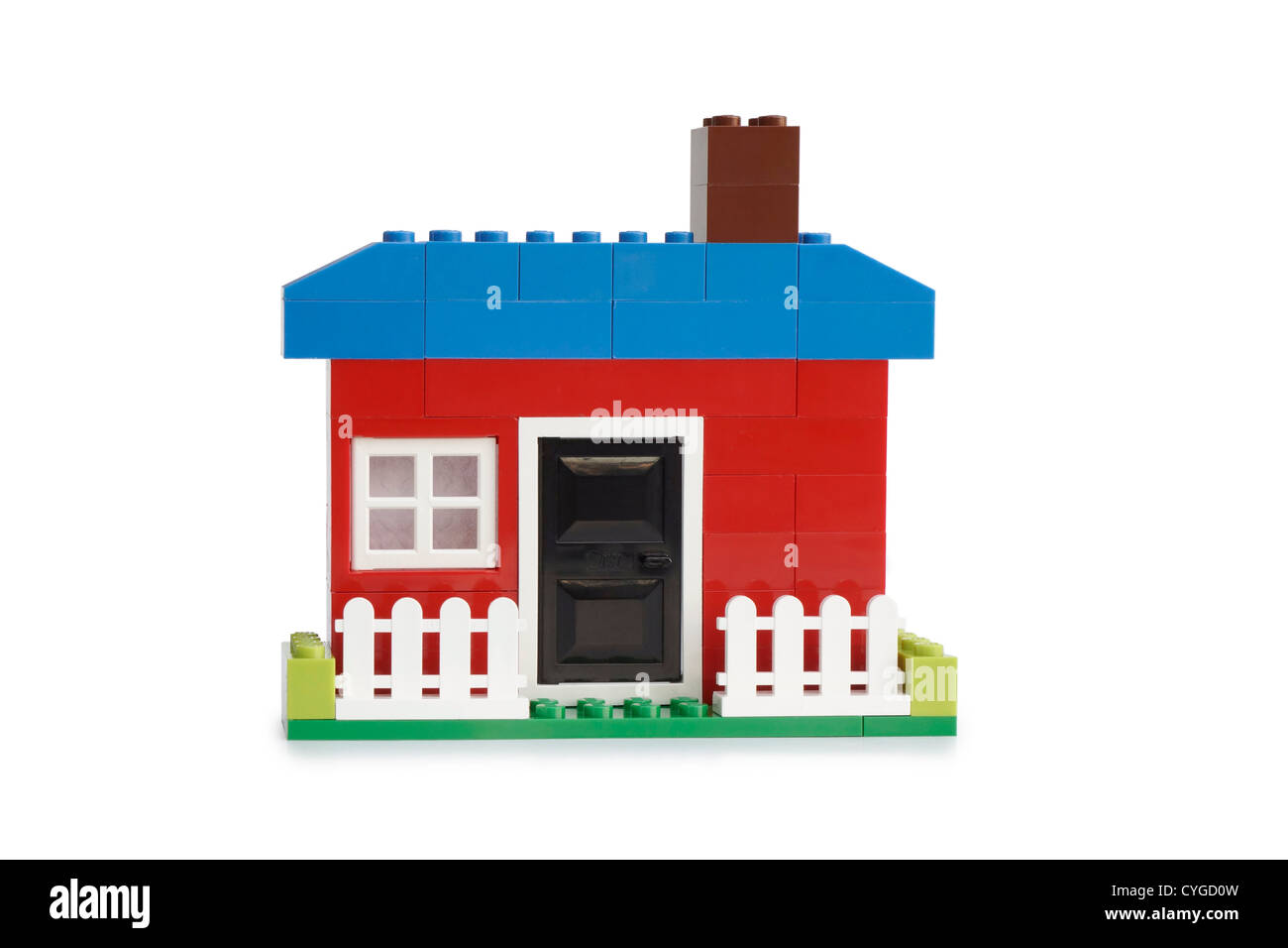 Spielzeug Haus Lego House White Stockfotos And Lego House White Bilder Alamy