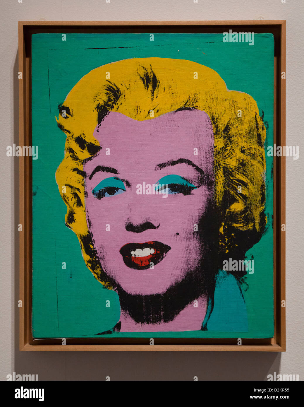 Marilyn Pop Art Andy Warhol Warhol Marilyn Stockfotos And Warhol Marilyn Bilder Alamy