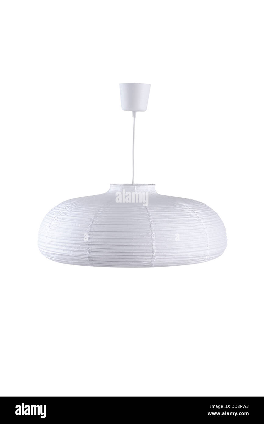 Deckenlampe Papier Ceiling Lamp Stockfotos Ceiling Lamp Bilder Alamy