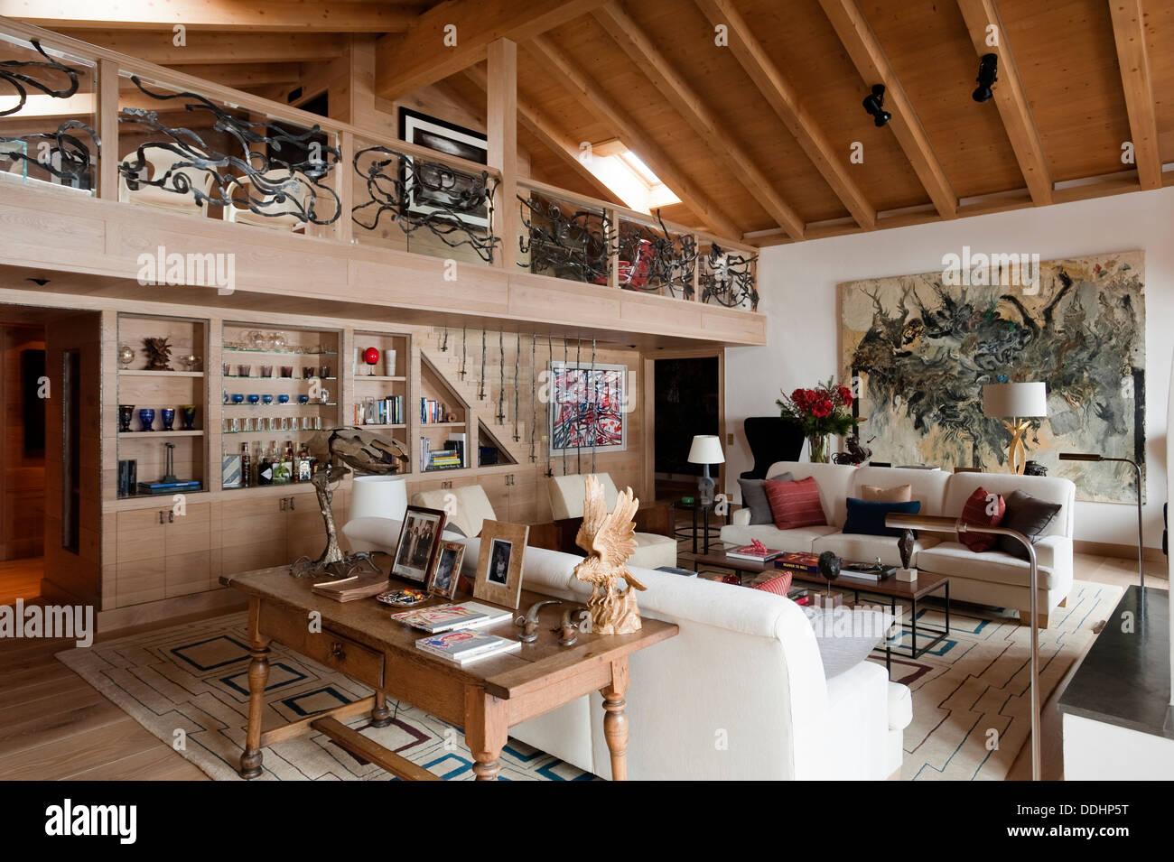 Inter Chalet Möbel   Ferienhaus Nm Interieur