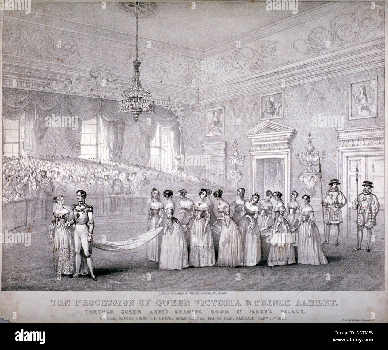 Alexander Fritsch Albert Hochzeit Queen Victoria Wedding Albert Stockfotos And Queen Victoria