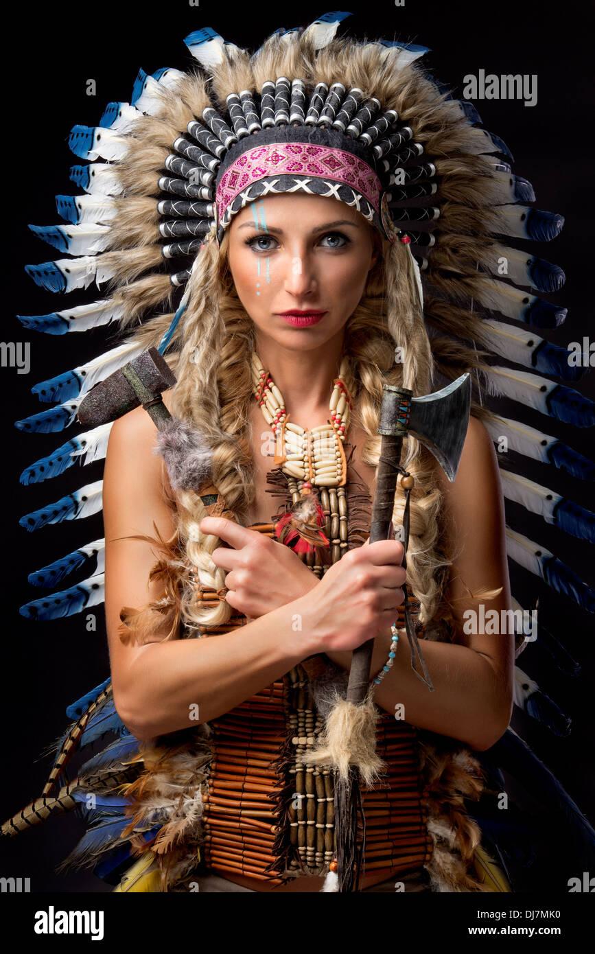 Indianer Kostum Rock Karneval Depot Frankfurt Cowgirl Indianerin