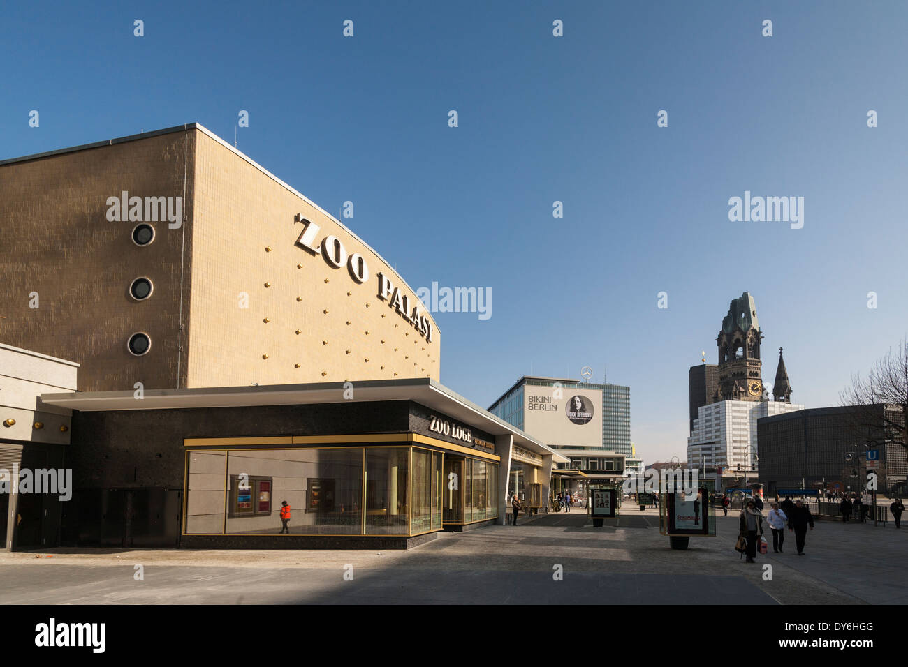Zoologischer Garten Berlin Kino Zoo Palast Stockfotos And Zoo Palast Bilder Alamy