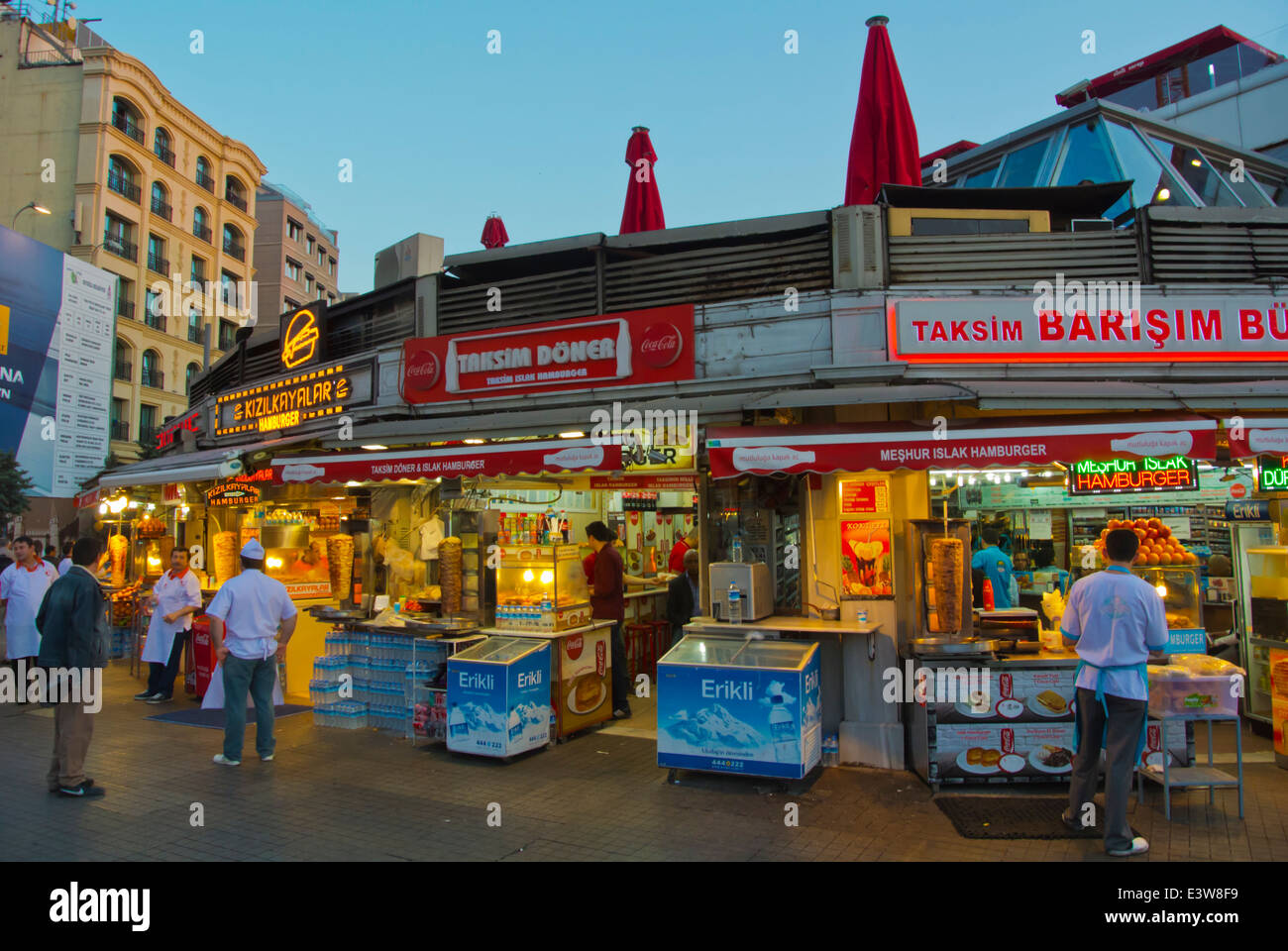Usbekische Küche Berlin Kebab Stockfotos And Kebab Bilder Alamy